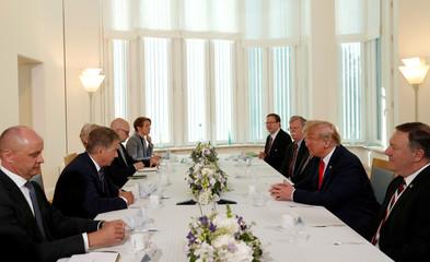 Trump-Putin summit in Helsinki