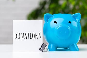 piggy bank save coin, time and money concept.