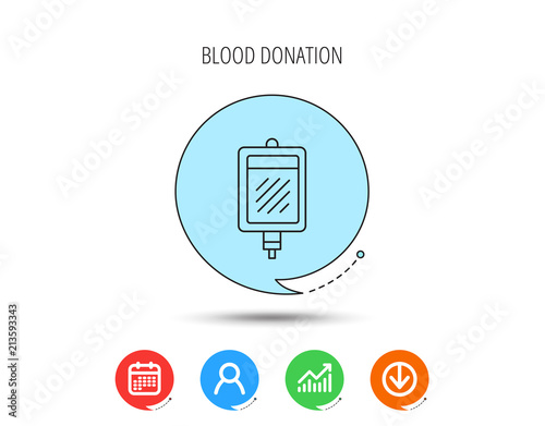 blood donation icon medicine drop counter sign stock image and
