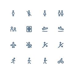 Internet Premium Icon set