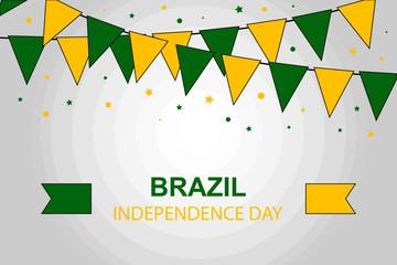 Brazil independance day 7th september.