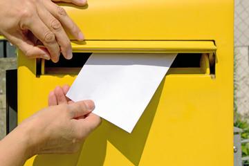 Letter Drop