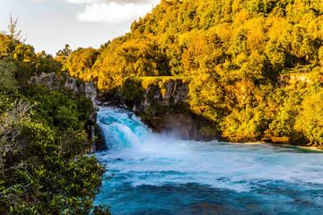 Powerful Huka Falls