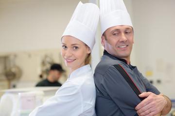 the restaurant chefs