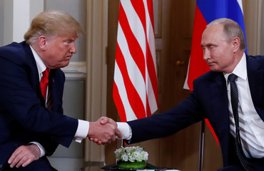 Trump-Putin summit in Helsinki