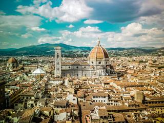 Florence -Cathédrale Santa Maria del Fiore