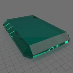 Emerald gem stone