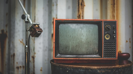 Old Television Collection