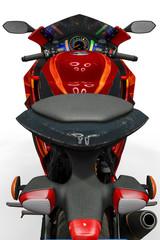 super motorcycle racer no brand