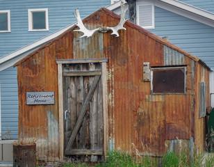 Retirement Home in Alaska