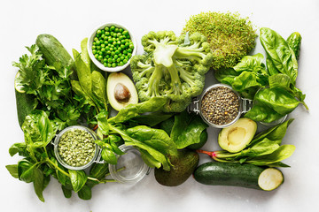 raw healthy food clean eating vegetables grain products source protein vegetarians