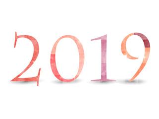2019 亥 年賀状 アイコン