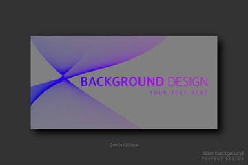 Background Design with purple smoke effect