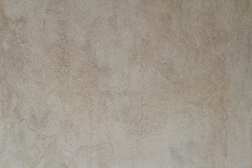 Seamless empty sand wall background from sand gray color texture