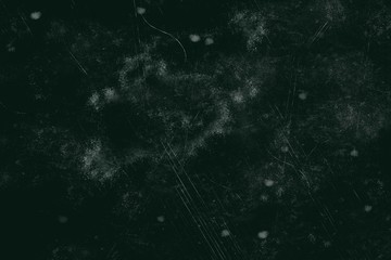 Dark design background with dust and scratches, for using in design, can be used as texture pattern
