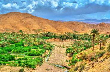 Landscapes of Batna Province in Algeria