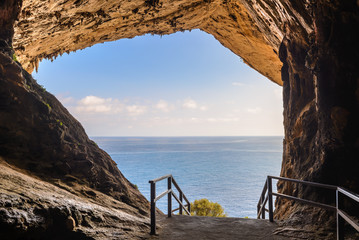 Arta Cave, Majorca, Spain