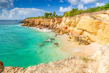 Sint Maarten Maho Beach, Caribbean