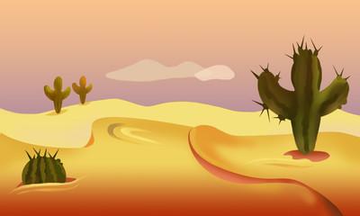 sand the sahara