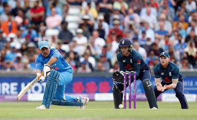 Cricket - England v India - Third One Day International