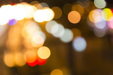 Design Of Colorful Lights