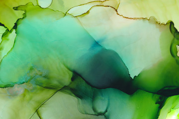 Hand painted ink texture. Abstract background.