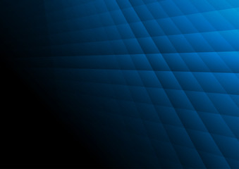 Dark blue minimal abstract technology background