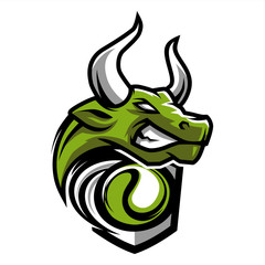Tennis Bull Team Logo