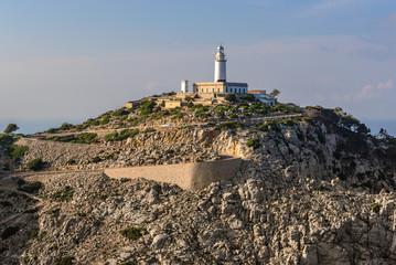 Formentor Lighthouse, Majorca, Spain