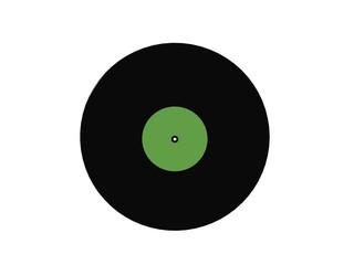 Vinyl Langspielplatte