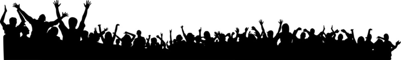 Menschenmenge - Crowd