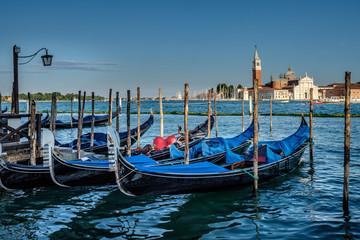 Venezia, Gondole e San Giorgio