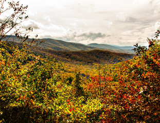Fall Preview, Skyline Drive