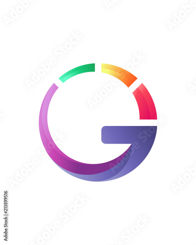 Letter g logo template stock image and royalty free vector files on letter g logo template maxwellsz