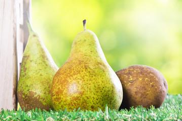 pears, fruit