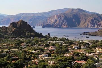 île de Vulcano, Italie
