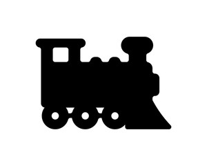 train vehicle vehicle transportation transport image vector icon logo