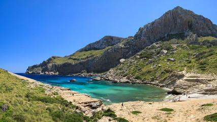 Mallorca, Cala Figuera am Cap de Formentor