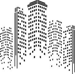 Wolkenkratzer - Skyline