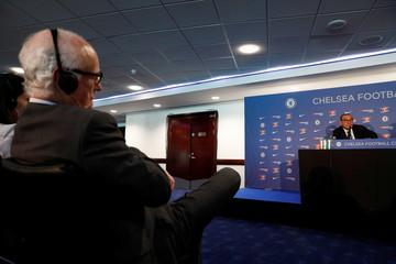 Premier League - Chelsea present new manager Maurizio Sarri