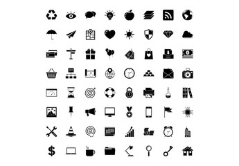 Office and Communication Icons