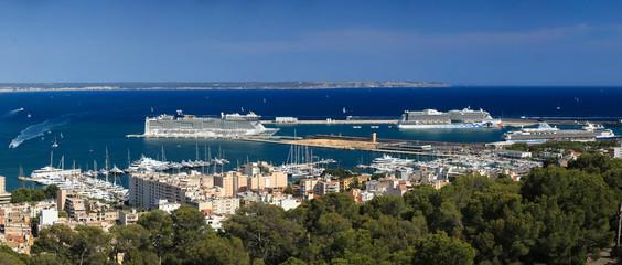 Palma de Mallorca, Hafen