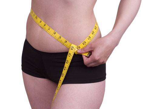 Waist measurement. There are many reasons why you might want to lose weight. overweight or obese for a long time, then you might have concerns about what the extra weight could be doing to your health