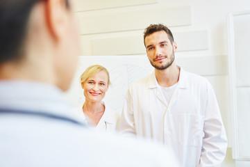 Doctors as colleagues