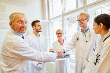 Agreement between doctor and physician