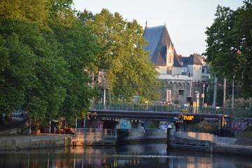 Nantes - Canal Saint-Félix