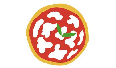 pizza, pizzeria, fetta di pizza