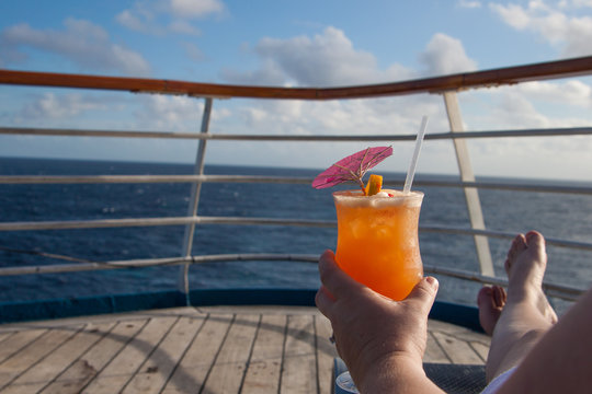 Cruise Deck Drink