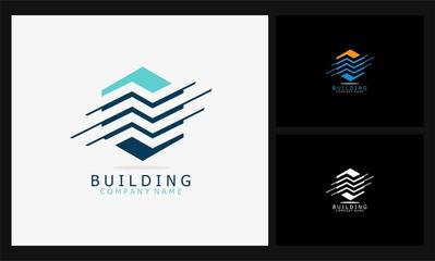 building icon company logo