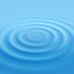 abstract background with ripples